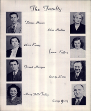 Page 12, 1949 Edition, Chesapeake High School - Panther Yearbook (Chesapeake, OH) online yearbook collection