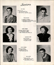 Page 14, 1949 Edition, Chesapeake High School - Panther Yearbook (Chesapeake, OH) online yearbook collection