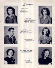 Page 15, 1949 Edition, Chesapeake High School - Panther Yearbook (Chesapeake, OH) online yearbook collection