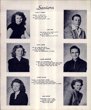 Page 17, 1949 Edition, Chesapeake High School - Panther Yearbook (Chesapeake, OH) online yearbook collection