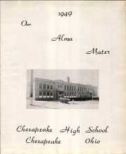 Page 5, 1949 Edition, Chesapeake High School - Panther Yearbook (Chesapeake, OH) online yearbook collection