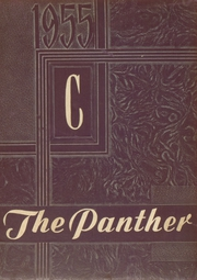 Chesapeake High School - Panther Yearbook (Chesapeake, OH) online yearbook collection, 1955 Edition, Page 1