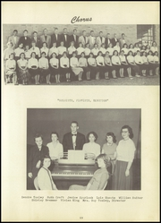 Page 73, 1955 Edition, Chesapeake High School - Panther Yearbook (Chesapeake, OH) online yearbook collection