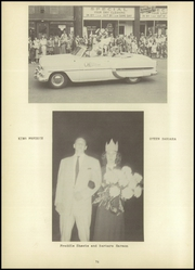 Page 80, 1955 Edition, Chesapeake High School - Panther Yearbook (Chesapeake, OH) online yearbook collection