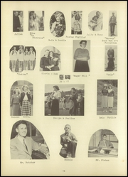 Page 82, 1955 Edition, Chesapeake High School - Panther Yearbook (Chesapeake, OH) online yearbook collection