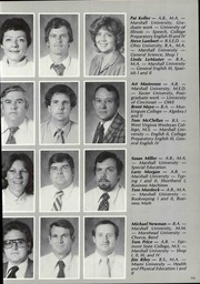 Chesapeake High School - Panther Yearbook (Chesapeake, OH) online yearbook collection, 1983 Edition, Page 125