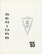Page 16, 1965 Edition, West Muskingum High School - Tornado Yearbook (Zanesville, OH) online yearbook collection