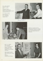 Page 10, 1968 Edition, West Muskingum High School - Tornado Yearbook (Zanesville, OH) online yearbook collection