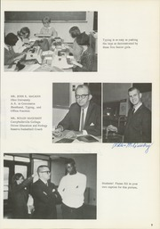 Page 13, 1968 Edition, West Muskingum High School - Tornado Yearbook (Zanesville, OH) online yearbook collection