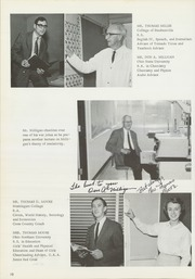 Page 14, 1968 Edition, West Muskingum High School - Tornado Yearbook (Zanesville, OH) online yearbook collection
