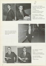 Page 16, 1968 Edition, West Muskingum High School - Tornado Yearbook (Zanesville, OH) online yearbook collection