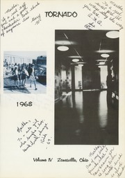 Page 5, 1968 Edition, West Muskingum High School - Tornado Yearbook (Zanesville, OH) online yearbook collection