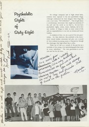 Page 6, 1968 Edition, West Muskingum High School - Tornado Yearbook (Zanesville, OH) online yearbook collection