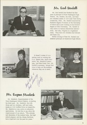 Page 9, 1968 Edition, West Muskingum High School - Tornado Yearbook (Zanesville, OH) online yearbook collection