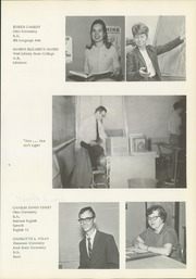 Page 15, 1969 Edition, West Muskingum High School - Tornado Yearbook (Zanesville, OH) online yearbook collection