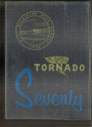 Page 1, 1970 Edition, West Muskingum High School - Tornado Yearbook (Zanesville, OH) online yearbook collection