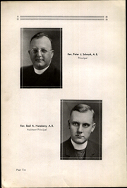Page 16, 1932 Edition, Elder High School - Elderado Yearbook (Cincinnati, OH) online yearbook collection