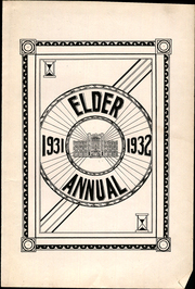 Page 7, 1932 Edition, Elder High School - Elderado Yearbook (Cincinnati, OH) online yearbook collection