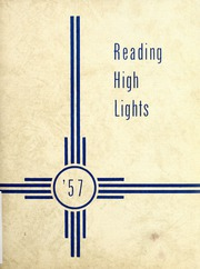 1957 Edition, Reading High School - High Lights Yearbook (Reading, OH)