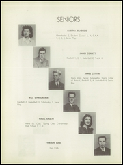 Page 14, 1942 Edition, Greenhills High School - Pioneer Yearbook (Greenhills, OH) online yearbook collection