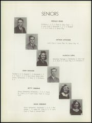 Page 16, 1942 Edition, Greenhills High School - Pioneer Yearbook (Greenhills, OH) online yearbook collection