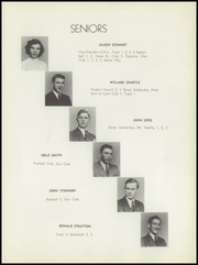 Page 17, 1942 Edition, Greenhills High School - Pioneer Yearbook (Greenhills, OH) online yearbook collection