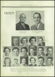 Page 12, 1946 Edition, Wellsville High School - Tiger Stripe Yearbook (Wellsville, OH) online yearbook collection