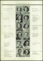 Page 14, 1946 Edition, Wellsville High School - Tiger Stripe Yearbook (Wellsville, OH) online yearbook collection