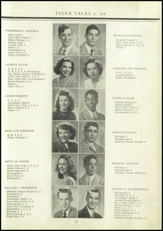 Page 15, 1946 Edition, Wellsville High School - Tiger Stripe Yearbook (Wellsville, OH) online yearbook collection