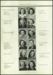 Page 16, 1946 Edition, Wellsville High School - Tiger Stripe Yearbook (Wellsville, OH) online yearbook collection