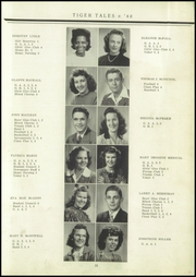 Page 17, 1946 Edition, Wellsville High School - Tiger Stripe Yearbook (Wellsville, OH) online yearbook collection
