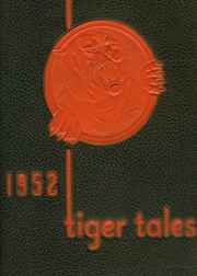 Page 1, 1952 Edition, Wellsville High School - Tiger Stripe Yearbook (Wellsville, OH) online yearbook collection