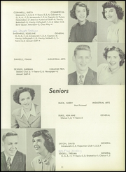 Page 15, 1952 Edition, Wellsville High School - Tiger Stripe Yearbook (Wellsville, OH) online yearbook collection