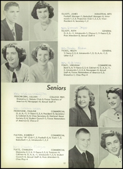 Page 16, 1952 Edition, Wellsville High School - Tiger Stripe Yearbook (Wellsville, OH) online yearbook collection