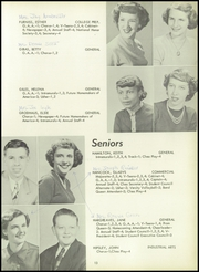 Page 17, 1952 Edition, Wellsville High School - Tiger Stripe Yearbook (Wellsville, OH) online yearbook collection