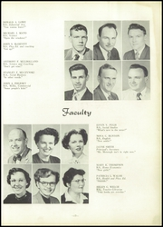Page 11, 1954 Edition, Wellsville High School - Tiger Stripe Yearbook (Wellsville, OH) online yearbook collection