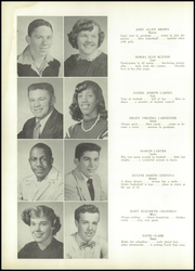 Page 16, 1954 Edition, Wellsville High School - Tiger Stripe Yearbook (Wellsville, OH) online yearbook collection