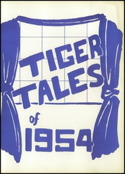Page 7, 1954 Edition, Wellsville High School - Tiger Stripe Yearbook (Wellsville, OH) online yearbook collection