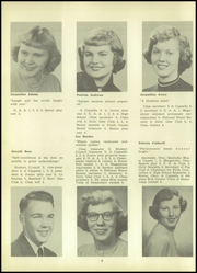 Page 10, 1953 Edition, Huron High School - Anchor Yearbook (Huron, OH) online yearbook collection