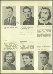 Page 12, 1953 Edition, Huron High School - Anchor Yearbook (Huron, OH) online yearbook collection