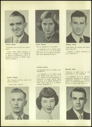 Page 14, 1953 Edition, Huron High School - Anchor Yearbook (Huron, OH) online yearbook collection