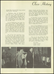 Page 17, 1953 Edition, Huron High School - Anchor Yearbook (Huron, OH) online yearbook collection