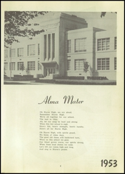 Page 5, 1953 Edition, Huron High School - Anchor Yearbook (Huron, OH) online yearbook collection