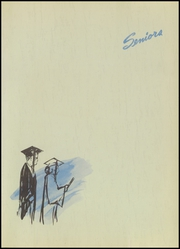 Page 7, 1953 Edition, Huron High School - Anchor Yearbook (Huron, OH) online yearbook collection