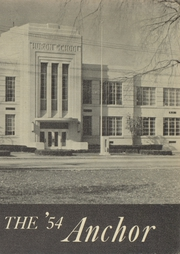 1954 Edition, Huron High School - Anchor Yearbook (Huron, OH)