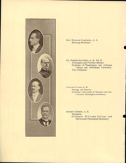 Page 14, 1912 Edition, Duke University School of Medicine - Aesculapian Yearbook (Durham, NC) online yearbook collection