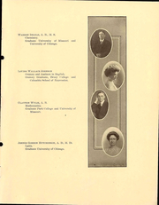 Page 15, 1912 Edition, Duke University School of Medicine - Aesculapian Yearbook (Durham, NC) online yearbook collection