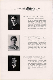 Page 16, 1916 Edition, Duke University School of Medicine - Aesculapian Yearbook (Durham, NC) online yearbook collection