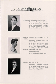 Page 17, 1916 Edition, Duke University School of Medicine - Aesculapian Yearbook (Durham, NC) online yearbook collection