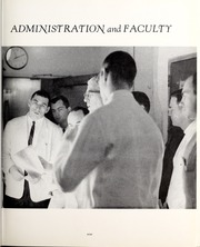 Page 13, 1963 Edition, Duke University School of Medicine - Aesculapian Yearbook (Durham, NC) online yearbook collection